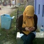 Photo taken at Villa Gading Harapan 5 by Aprian I. on 7/8/2012