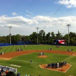 Photo taken at McKethan Stadium at Perry Field by Rob H. on 4/7/2012