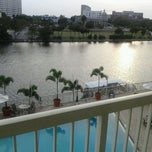 Photo taken at Sheraton Tampa Riverwalk Hotel by David B. on 3/29/2012