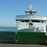 Photo taken at Alcatraz Cruises by Lara F. on 8/10/2012