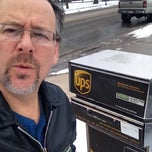 Photo taken at UPS Drop Box by MisterMike202 on 2/15/2012
