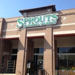 Photo taken at Sprouts Farmers Market by Jessica G. on 6/13/2012