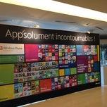 Foto tirada no(a) Microsoft France por Thomas C. em 4/13/2012