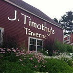 Photo taken at J. Timothy's Taverne by Kyle D. on 7/3/2012