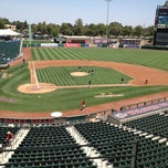 Photo taken at Raley Field by Amy A. on 7/15/2012