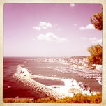Photo taken at Porto di Leuca by Sara D. on 8/28/2012