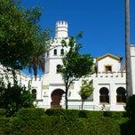 Photo taken at Biblioteca Pública by Yuca Quintana D. on 8/30/2012
