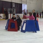 Photo taken at Las Vegas Ice Center by kristeneileen ✌ on 4/6/2012