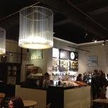 Photo taken at Index Cafe by Ernests V. on 8/19/2012