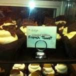 Photo taken at Indulge Cupcake Boutique by Andrea H. on 9/2/2012