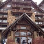 Photo taken at The Ritz-Carlton, Bachelor Gulch by Alexandra F. on 2/14/2012