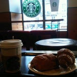 Photo taken at Starbucks by Damaris F. on 2/9/2012