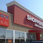 Photo taken at Shoppers Drug Mart by Ken Z. on 8/23/2012