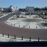 Photo taken at Voorhees Town Center by Amanda D. on 3/6/2012