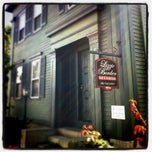 Photo taken at Lizzie Borden's Bed & Breakfast / Museum by Mandy M. on 4/8/2012