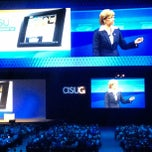 Photo taken at Sap Sapphire 2012 by Aaron S. on 5/14/2012