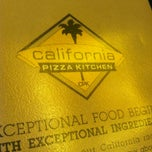 Photo taken at California Pizza Kitchen by Stacy F. on 5/13/2012
