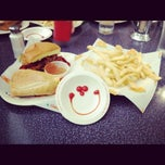Photo taken at Johnny Rockets by Nicka M. on 7/25/2012
