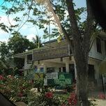 Photo taken at ที่ว่าการอำเภอวิเศษชัยชาญ by Oatman เ. on 4/12/2012