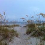 Photo taken at Atlantic Ocean by Tristan S. on 8/9/2012