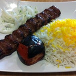Photo taken at House of Shish Kabob by Malibu C. on 6/13/2012