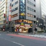 Photo taken at マクドナルド 南新宿店 by Kashiwagi S. on 3/14/2012