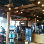 Photo taken at Caribou Coffee by William P. on 3/25/2012