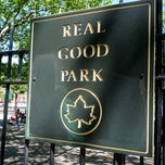 Photo taken at Real Good Park by Diego L. on 6/15/2012