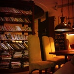 Photo taken at Library Coffee by Spark Q. on 2/11/2012