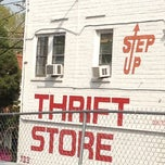 Photo taken at Step up thrift store by Krystle P. on 3/29/2012