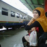 Photo taken at Stasiun Medan by May F. on 8/18/2012