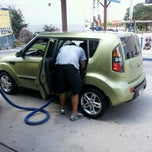 Photo taken at Conley Car Wash & Express Lube by Ronald O. on 5/28/2012