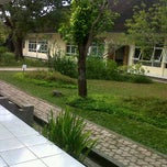 Photo taken at SMAN 5 Denpasar by Aini F. on 7/26/2012