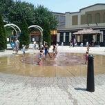 Photo taken at Stony Point Fashion Park by Emily M. on 7/4/2012