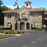 Photo taken at Sonoma Plaza by Murbs s. on 8/3/2012