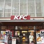 Photo taken at ケンタッキーフライドチキン TOKYO-BAYららぽーと店 by mikku みっく on 4/7/2012