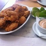 Photo taken at Restaurante Sabor do Mar by Humberto M. on 8/26/2012