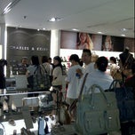 Photo taken at Charles & Keith by Elisabet L. on 2/15/2012