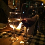 Photo taken at Pecorino Bar & Trattoria by Vera Cristina S. on 8/12/2012