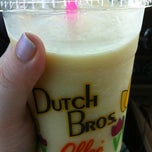 Photo taken at Dutch Bros. Coffee by Crystal V. on 6/1/2012