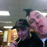 Photo taken at Wendy's by Andy D. on 2/19/2012