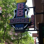 Photo taken at B.B. King's Blues Club by Julia W. on 4/3/2012