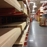 Photo taken at The Home Depot by katie j. on 6/9/2012