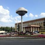 Photo taken at ВГУ by Nikita L. on 6/2/2012