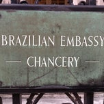 Photo taken at Embassy Of Brazil by Marcelo A. on 6/18/2012