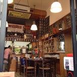 Photo taken at La Bottega del Vino by francesco m. on 8/12/2012