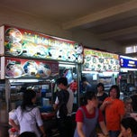 Photo taken at Bukit Merah Central Food Centre by Atsushi M. on 2/15/2012
