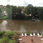Photo taken at Hilton Lafayette by CorkedCowgirl S. on 7/25/2012
