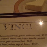 Photo taken at Vinci by Ross W. on 3/4/2012