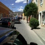 Photo taken at San Luis de la Paz by Bere S. on 4/6/2012